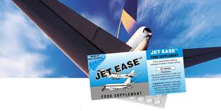 JET EASE Homoeopathic Tablets